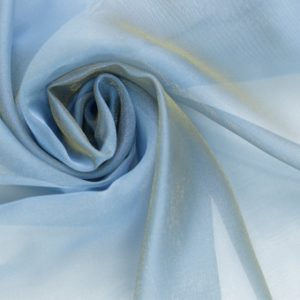 Микровуаль синий